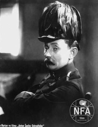 Anton Špelec, ostrostřelec