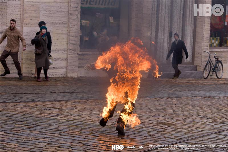 © HBO Europe, © Falcon