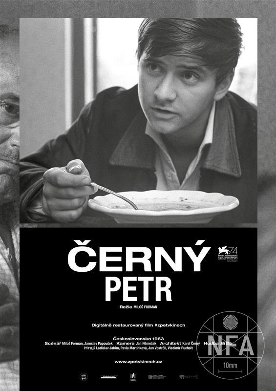 74ff9c19f Černý Petr (1963) – Filmový přehled